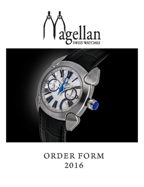 Order Form formulaire 1518
