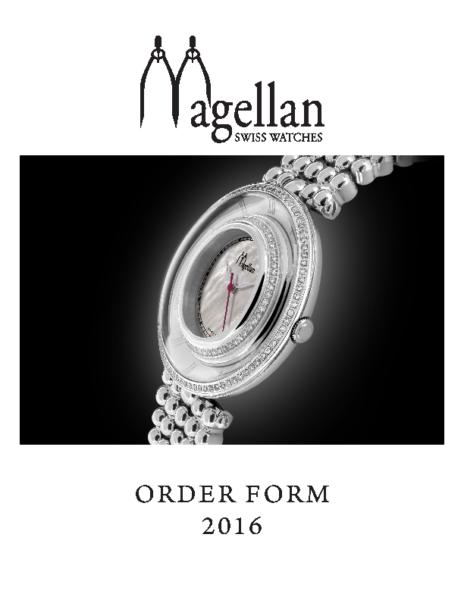 Order form formulaire 1520