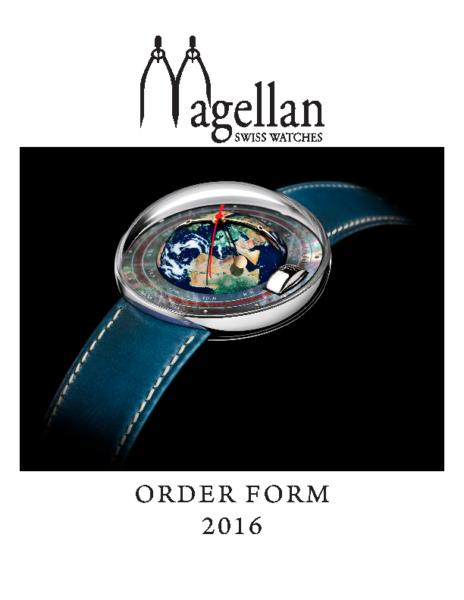 Order form formulaire 1521